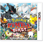 Pokemon Rumble Blast - 3DS Game