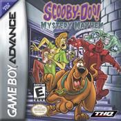 Scooby-Doo! Mystery Mayhem - Game Boy Advance Game
