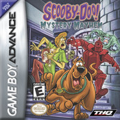 Scooby-Doo! Mystery Mayhem - Game Boy Advance Game