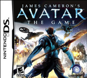Avatar The Game - DS Game