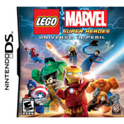 Marvel Super Heroes Universe in Peril - DS Game