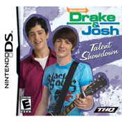 Drake and Josh Talent Showdown - DS Game