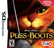 Puss in Boots - DS Game