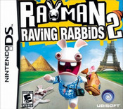 Rayman Raving Rabbids 2 - DS Game
