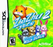 Zhu Zhu Pets 2: Featuring The Wild Bunch - DS Game