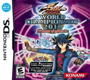 Yu-Gi-Oh! World Championship 2010: Reverse of Arcadia - DS Game