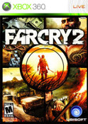 Far Cry 2 - Xbox 360 Game