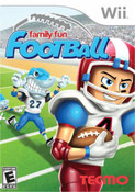 Family Fun Football - Wii Game