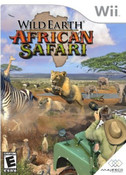 Wild Earth African Safari - Wii Game