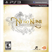 Ni No Kuni Wrath of the White Witch - PS3 Game