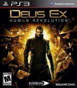Deus Ex: Human Revolution - PS3 Game