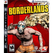 Borderlands - PS3 Game
