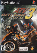 ATV Offroad Fury 3 - PS2 Game