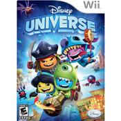 Disney Universe - Wii Game