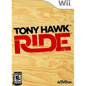 Tony Hawk Ride - Wii Game
