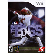 The Bigs - Wii Game