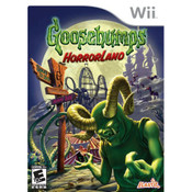 Goosebumps Horrorland - Wii Game