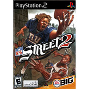 NFL Street 2 - PS2 Game