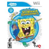 UDraw SpongeBob Squigglepants - Wii Game