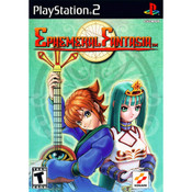 Ephemeral Fantasia - PS2 Game