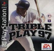 Triple Play 97 Baseball - PS1 Game