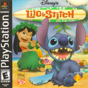 Lilo & Stitch - PS1 Game