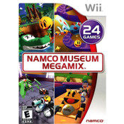 Namco Museum Megamix - Wii Game