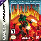 Doom - Game Boy Advance Game