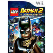 Lego Batman 2 DC Super Heroes - Wii Game