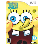 Nickelodeon Spongebob's Truth or Square - Wii Game