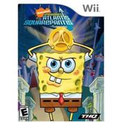 Spongebob's Atlantis Squarepantis - Wii Game