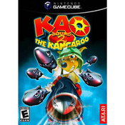 KAO The Kangaroo Round 2 - Gamecube Game