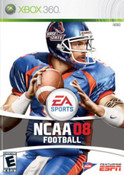 NCAA Football 08 - Xbox 360 Game