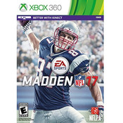 Madden 17 - Xbox 360 Game