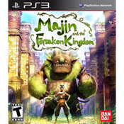 Majin and the Forsaken Kingdom - PS3 Game