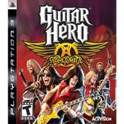 Guitar Hero Aerosmith - PS3 Game