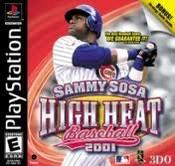 Sammy Sosa High Heat Baseball 2001 - PS1 Game