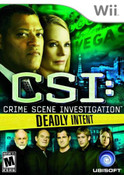 CSI: Crime Scene Investigation: Deadly Intent - Wii Game