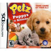 Petz Puppyz & Kittenz - DS Game