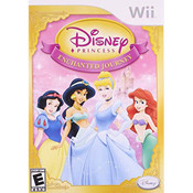 Disney Princess Enchanted Journey - Wii Game