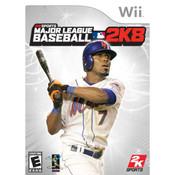 MLB 2K8 - Wii Game