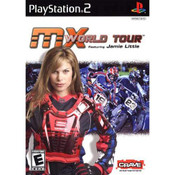 MX World Tour Featuring Jamie Little - PS2 Game