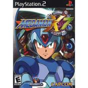 Mega Man X7 - PS2 Game