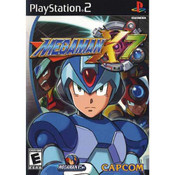 Mega Man X7 - PS2 Game
