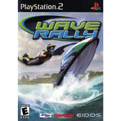 Wave Rally - PS2 Game