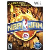 NBA Jam - Wii Game