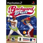 Backyard Sports Baseball 2007 - PS2 Game