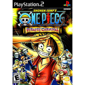 One Piece Pirates' Carnival - PS2 Game
