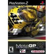 Moto GP 2 - PS2 Game