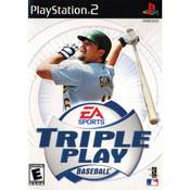 Triple Play Baseball - PS2 Game
